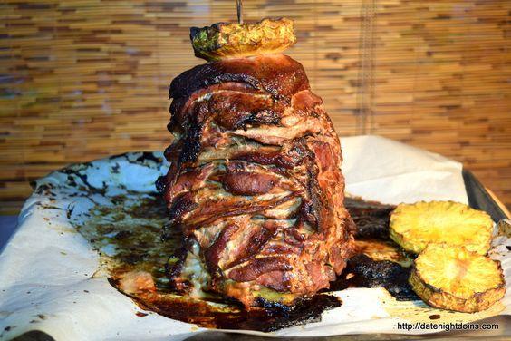 Al Pastor, Game Day Tacos, how to BBQ, ken patti BBQ, wood pellet smoking, grill, BBQ, recipe