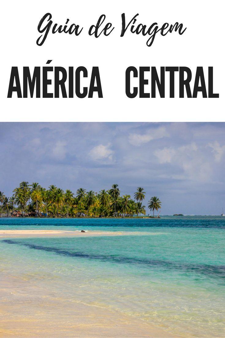 Guia de viagem pela América Central