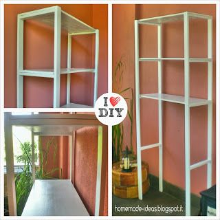 How to Build a Custom Shelf - Costruire uno scaffale su misura