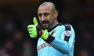Heurelho Gomes brands Arsenal a small team after Watfords FA Cup win