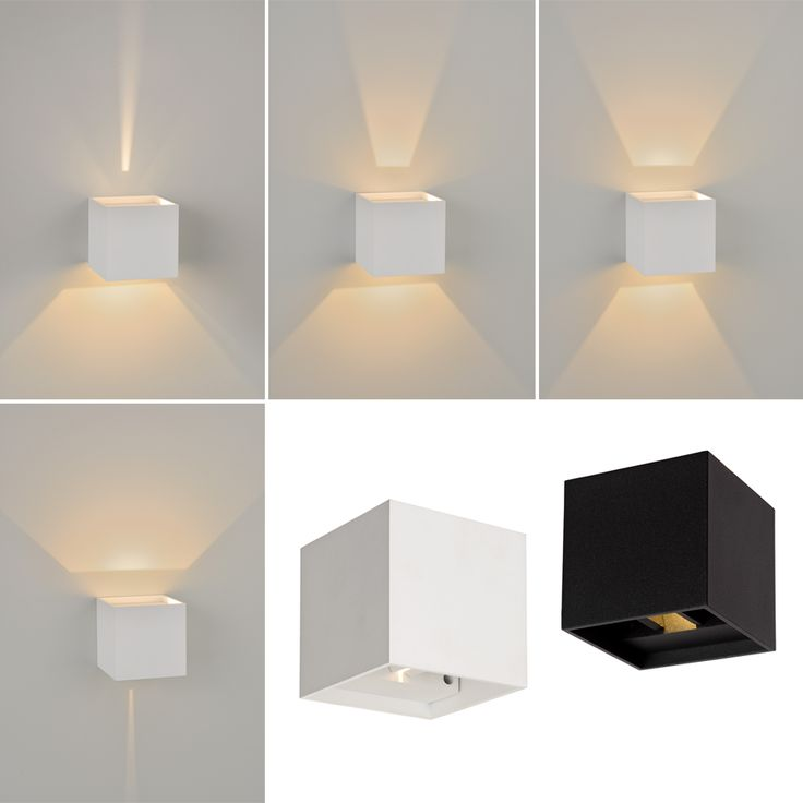 Xia LED Vegglampe - Dekorative vegglamper - Vegglamper - Innebelysning | Designbelysning.no