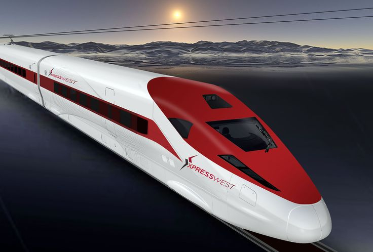 A China Railway Group-led consortium and XpressWest Enterprises LLC will form a joint venture to build a high-speed railway linking Las Vegas and Los Angeles, the first Chinese-made bullet-train project in the U.S.