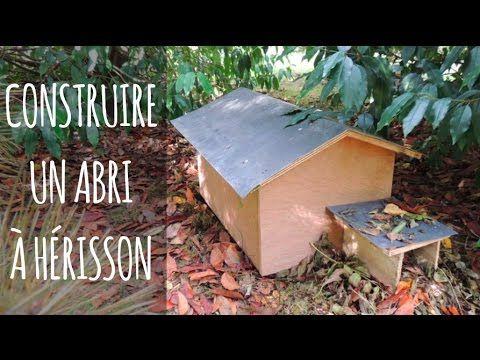 Comment construire un abri à hérisson, pour les bricoleurs et non bricoleurs. DIY TUTO VIDÉO CABANE RÉALISER BRICOLAGE MAISON JARDIN FABRIQUER