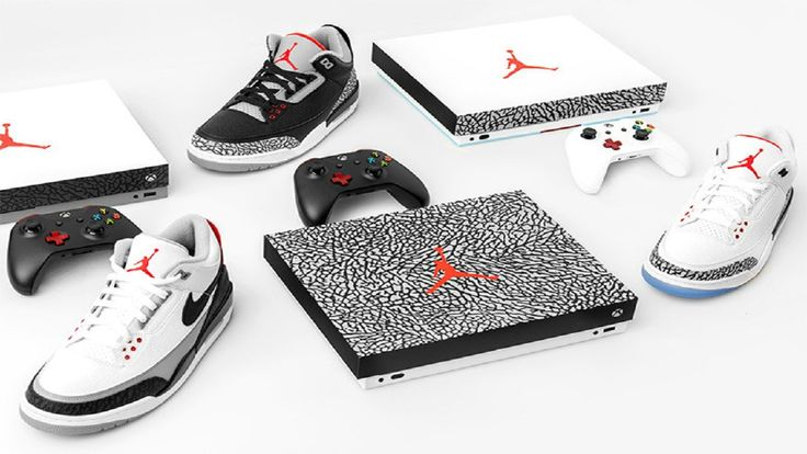 "Check Out These Custom Air Jordan Xbox Ones  Xbox has teamed up with everybody's favourite brand of sneaker to give away three custom Air Jordan-inspired consoles and the matching sneakers.  ""Anyone whos a sneaker enthusiast knows that the next five weeks are a very big deal when it comes to some iconic Air Jordan III releases"" reads the Xbox News post. ""To celebrate this reveal were creating one-of-a-kind Xbox One X consoles inspired by each of the three upcoming Air Jordan III releases.""…"