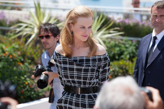 Nicole Kidman, 13 h 47.