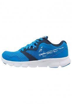 Nike Performance - FLEX EXPERIENCE 3 - Zapatillas running con amortiguación - photo blue/white/midnight navy