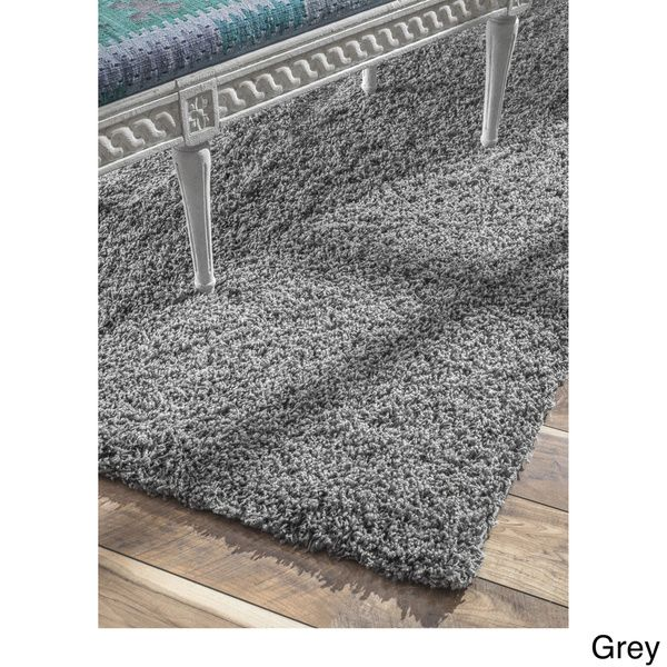 NuLOOM Alexa My Soft And Plush Shag Rug 8 X 10