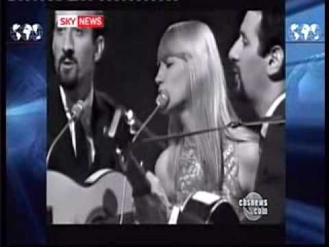 Mary Travers Dies Heart of Peter Paul and Mary dies of Leukemia.