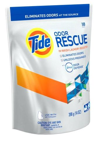 Tide Coupon: Score $1.50 Off Tide Rescue Laundry Packs Score $1.50 off any one Tide Rescue laundry booster packs with our Tide coupon. This Tide Rescue is