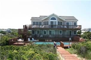 Oceanfront Outer Banks Rentals | Southern Shores Rentals | Dragon Fly