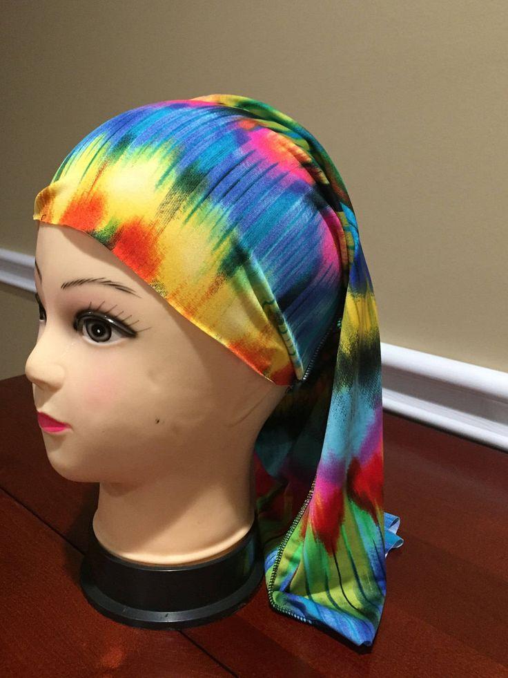 SLYMI Stuff: Tie Dye Fashion SCUBA Dive Headband Tube Diving Yoga Running by SlymiSocks on Etsy