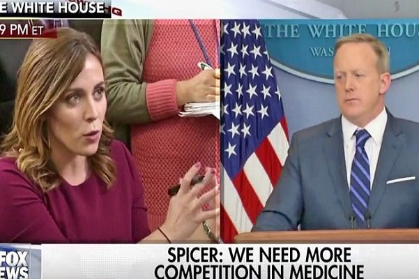 NBC Reporter Asks Sean Spicer A Question That Completely Humiliates Him, It's Painful [Video]