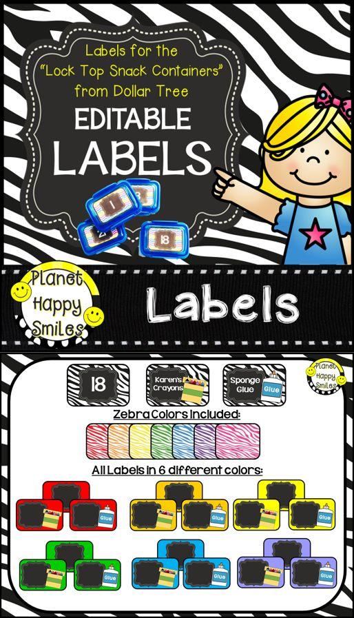 The 25+ best Zebra Labels ideas on Pinterest | Rainbow zebra, Oh my ...