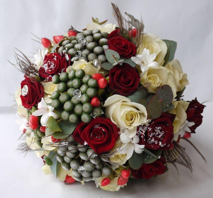 kwiaciarnia Zielona Oliwka - nasze prace