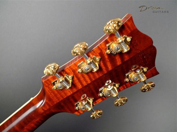 2006 gibson l 7 master museum flamed maple sitka cool guitars archtop guitar guitar. Black Bedroom Furniture Sets. Home Design Ideas