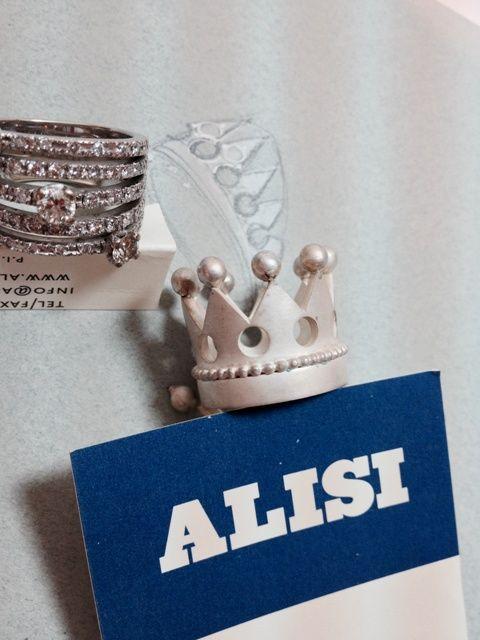Un anello da regina....