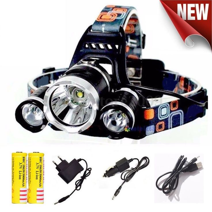 Scheinwerfer led-beleuchtung Stirnlampe Taschenlampe T6 + 2R5 Led-scheinwerfer Camping Fischen Licht + 2*18650 batterie + EU/US/AU/UK ladegerät + 1 * USB