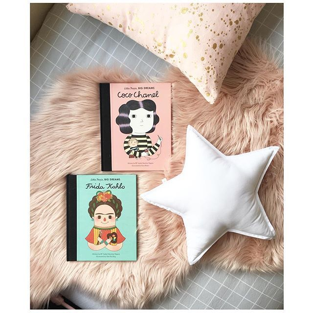Happy International Women's Day!  what a perfect day for our Little People, Big Dreams books to arrive at my doorstep! Celebrating all the strong, brave, amazing women in our world!  #letshearitforthegirls #girlsrule #littlepeoplebigdreams #cocochanel #fridakahlo #women #flatlay