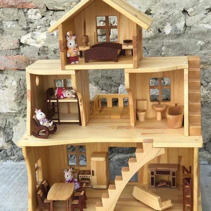 менять картинки кукольных деревянных домиков фотографии продажу