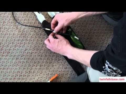 BASE Jumping Packing Video