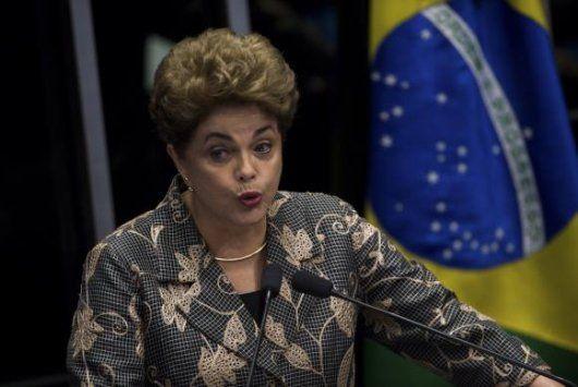 Dilma: impeachment resultará na eleição indireta de um governo usurpador - http://po.st/KYDb5G  #Destaques - #Acusações, #Dilma-Rousseff, #Julgamento
