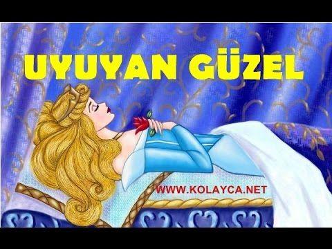 Çocuk Masalları - Uyuyan Güzel Masalı - Sleeping Beauty story ENG Subs
