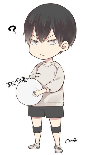 Kageyama Tobio - Haikyuu!! / HQ!! ~ CUTE!!!♡