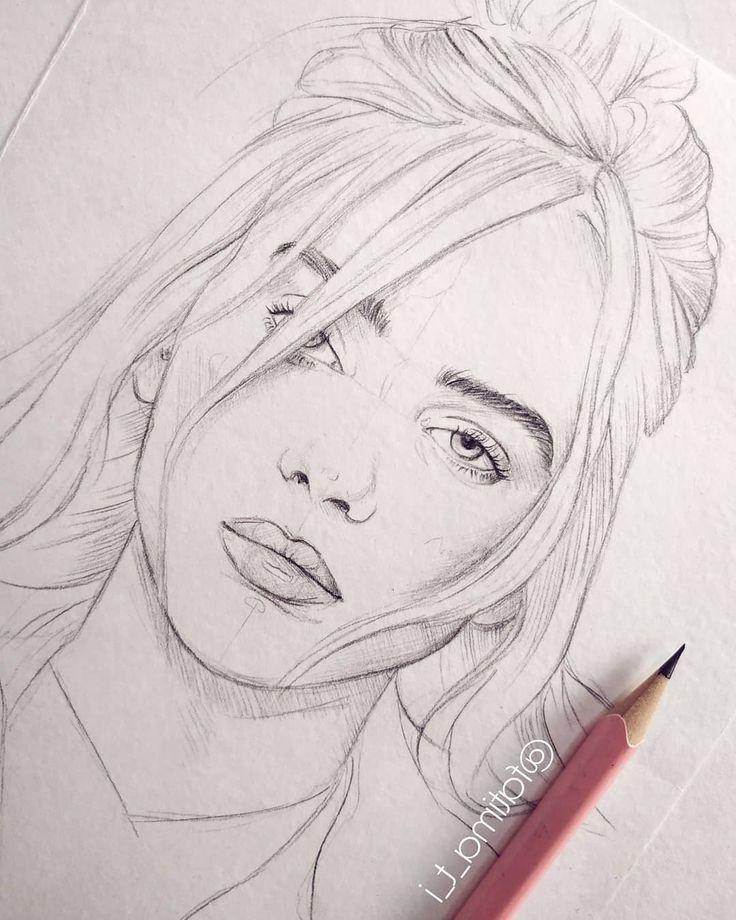 billie eilish zeichnen  my blog