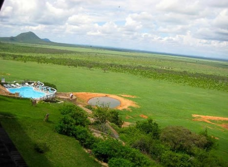 Mombasa Kenya Coast Tsavo East national park tour on your Kenya Beach holiday. The Tsavo East safari from Mombasa Kenya Coast is offered with options of a private or join a safari group tour. The safari provides 24 hours within Tsavo East national park with game viewing drives and an overnight in a safari lodge or tented camp.  http://www.naturaltoursandsafaris.com/mombasa_kenya_safaris.php