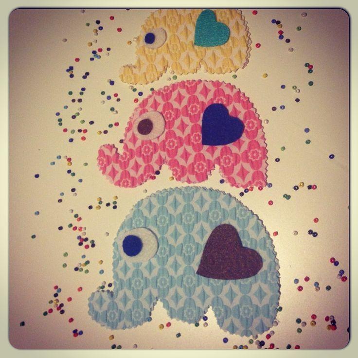 fabric elephant :)