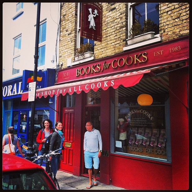 Books For Cooks in London, Greater London