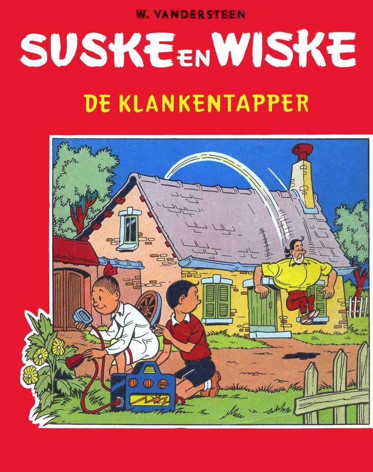 DE KLANKENTAPPER - Willy Vandersteen