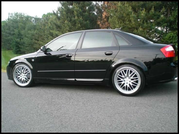 "Audi A4 B6 20"" Rims Find the Classic Rims of Your Dreams - www.allcarwheels.com"