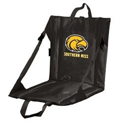 Southern Miss USM Stadium Seat With Back
