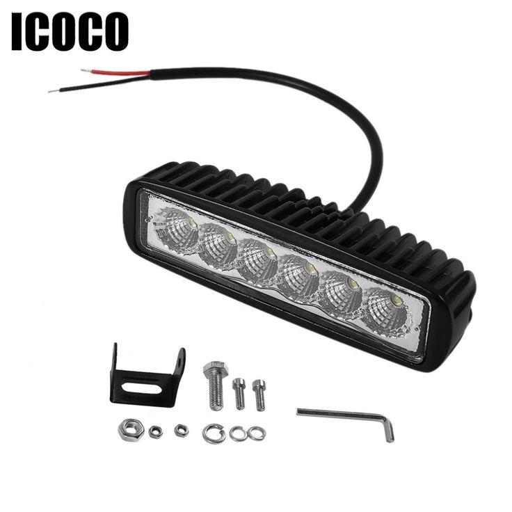 Superb ICOCO W LED V Flood Work Light Auto Car Off Road Light Bar Work Light Waterproof LedLkwBooteLeuchtenScheinwerferBeleuchtungAlibaba