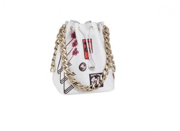 Secchiello Dior Bubble - Accessori Dior Paradise: modello con catena silver