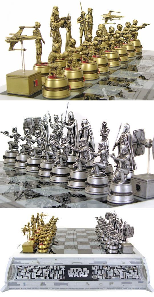 323 Best Cool Chess Sets Images On Pinterest