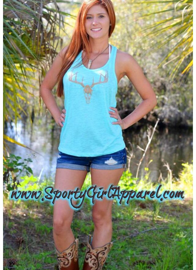 Summer country girl outfit