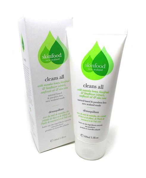 Cleans All, skin food, levetrina, neck, face, face care, clean