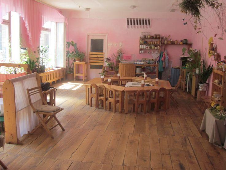 Kinder Garden: Waldorf Early Childhood Environments