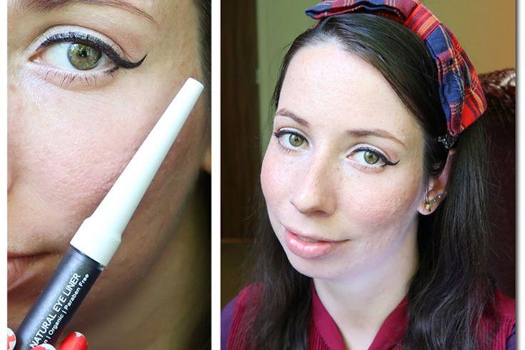 Biologische PHB Ethical Beauty Eyeliner Review en Tutorial