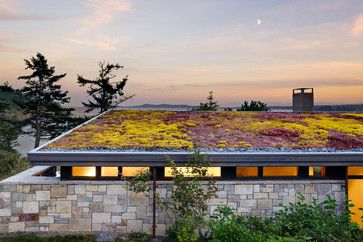 North Bay Residence - Beach Style - Landscape - seattle - by Prentiss Balance Wickline Architects