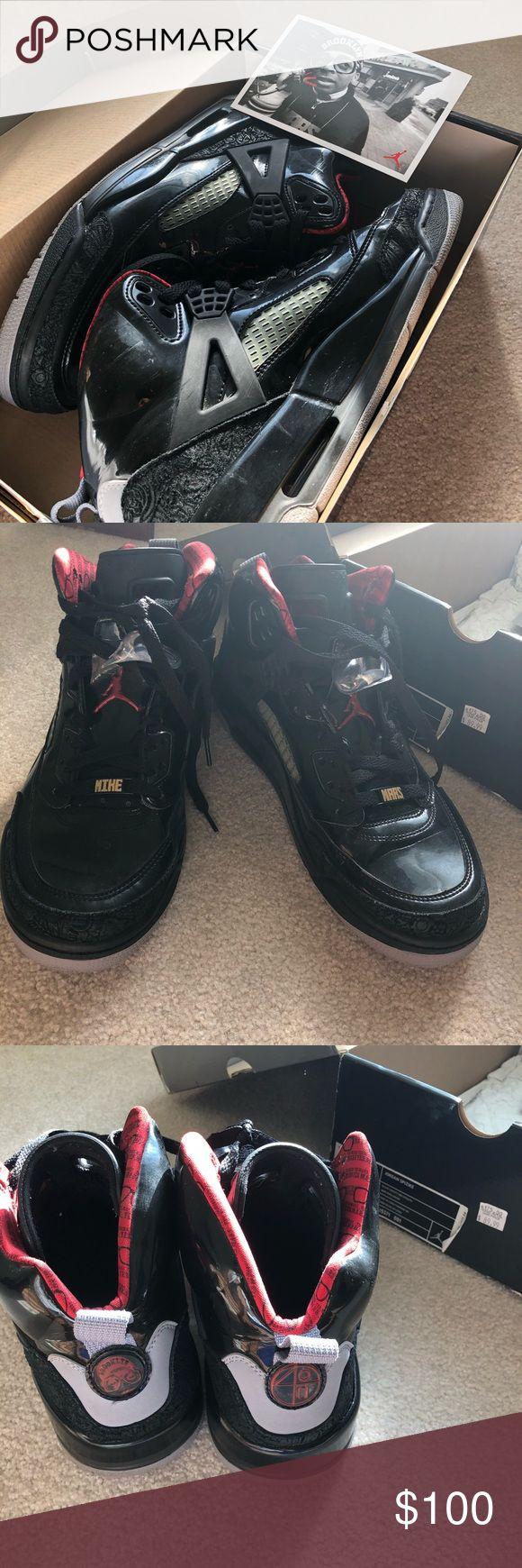 Jordan Spizike Good condition Jordan Spizike in original box! Jordan Shoes Sneakers