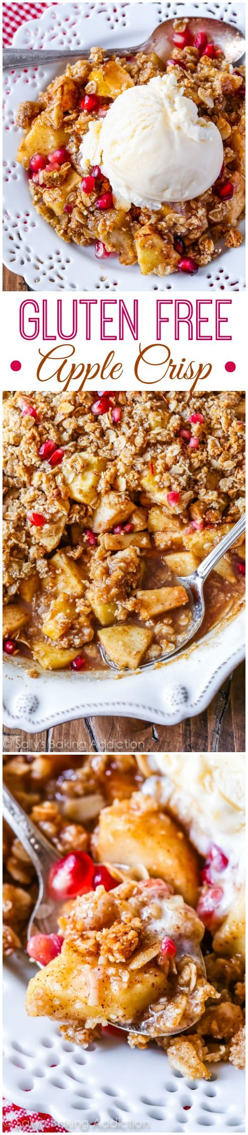 handbags bags Here  39 s a recipe for warm  gooey  brown sugar oat topped gluten free apple crisp  This flourless dessert exceeded my expectations  it  39 s AMAZING  And simple