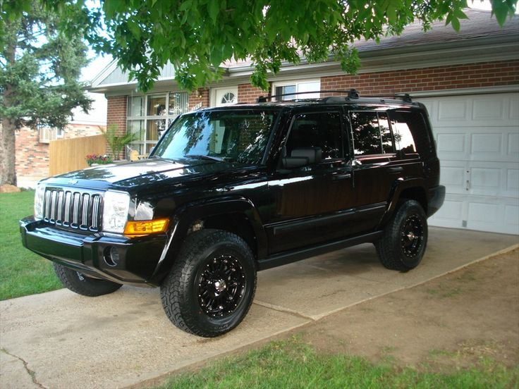 jeep commander lifted jeep commander accessories and jeep racks. Cars Review. Best American Auto & Cars Review