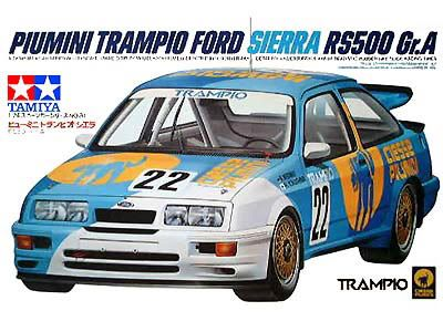 Boxart Ford Sierra RS500 Gr. A 24081 Tamiya