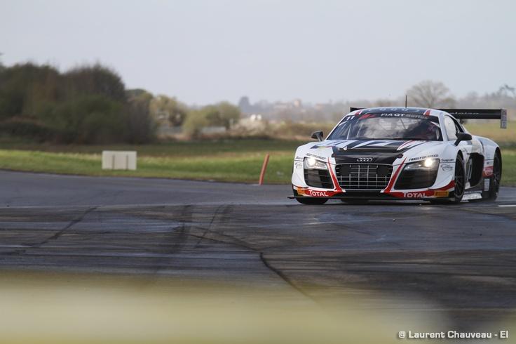 FIA GT: The Belgian Audi Club Team WRT starts the season with a 1-2 win!