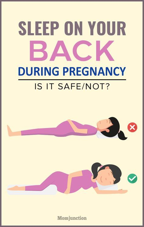 Are you pregnant? Searching for more information on sleeping position? Here is our post can you sleep on your back while pregnant to help you to know the safety of doing so