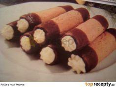 Orechové trubičky / Ořechové trubičky