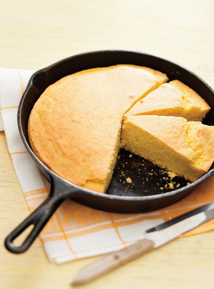 Recette de Ricardo de pain de maïs cornbread